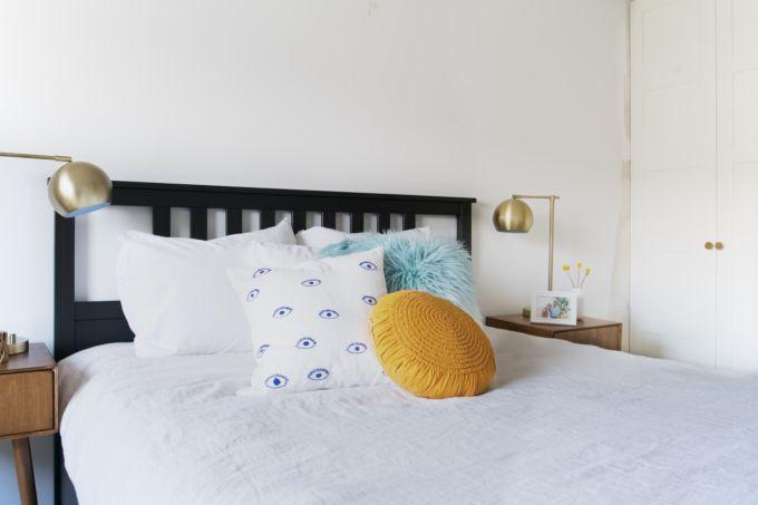 tijdelijke slaapkamer a cup of life (3)