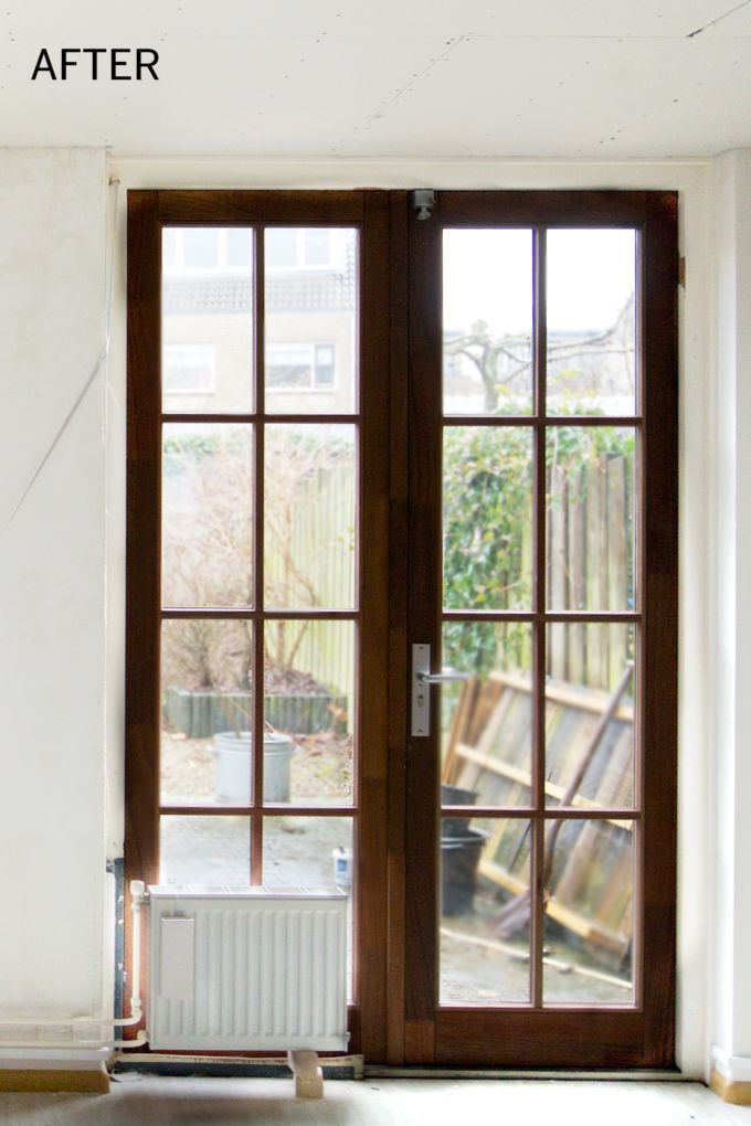 verbouwing nieuwe deuren (1)
