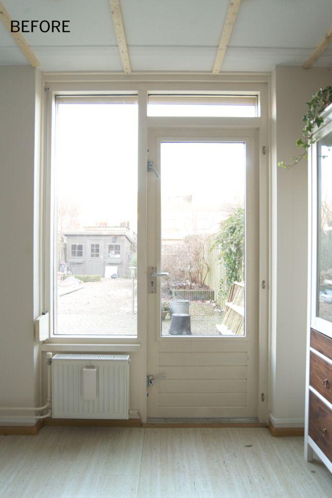 verbouwing nieuwe deuren