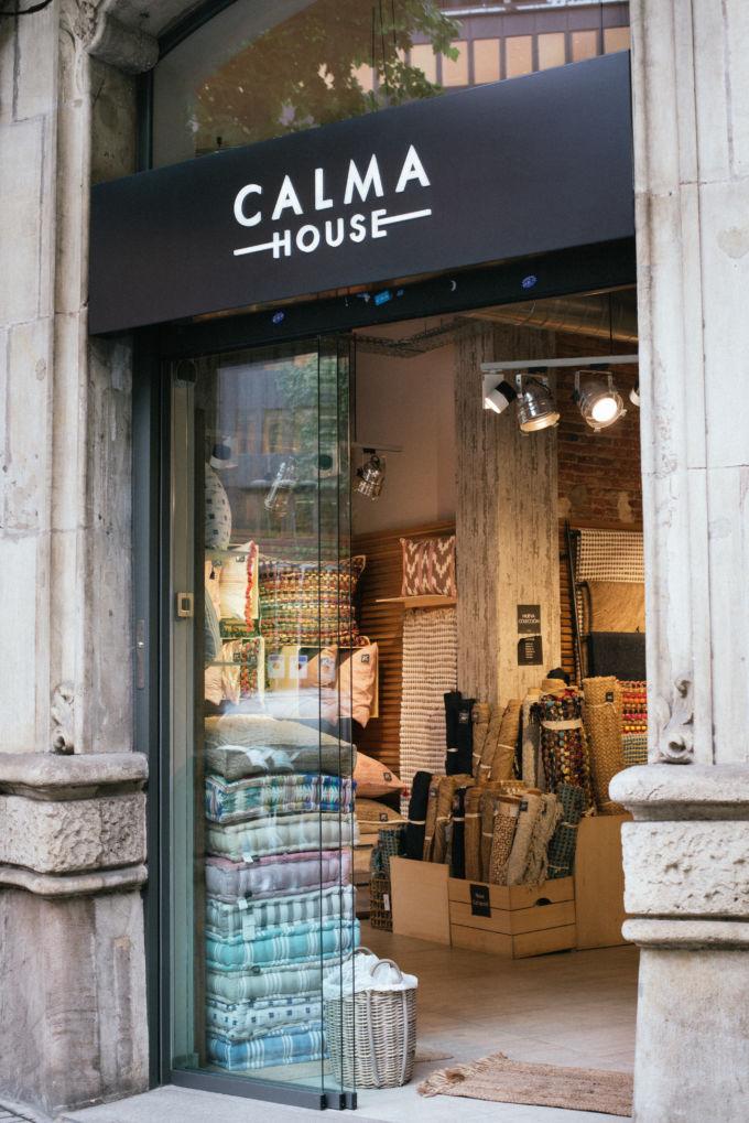 Interieurwinkels barcelona