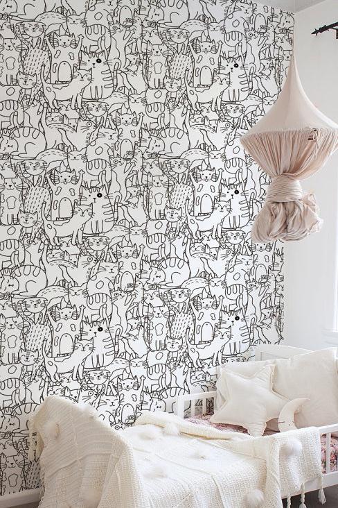 origineel behang