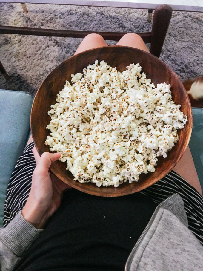 popcorn a cup of life