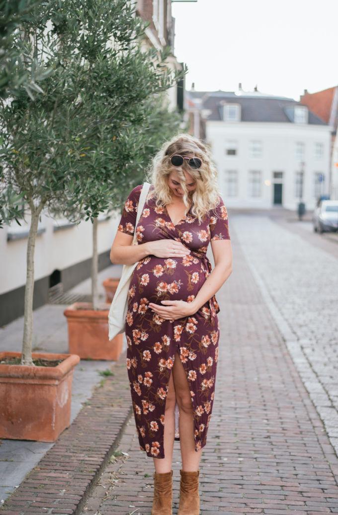 welke kleding dragen zwanger