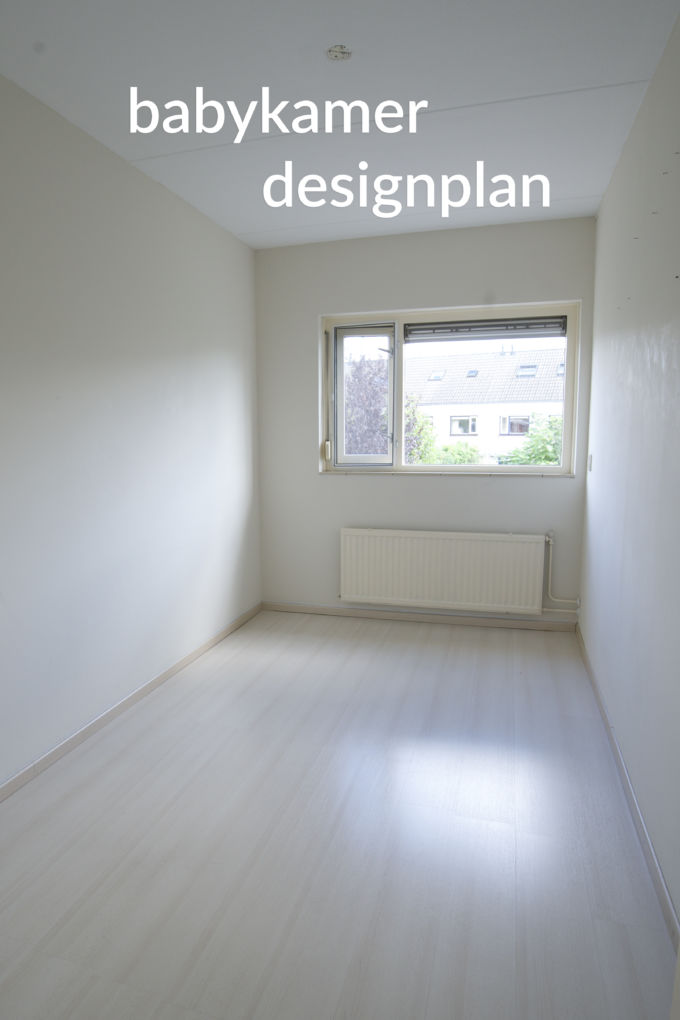 babykamer het design plan