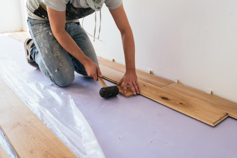hoe houten vloer leggen-1-5