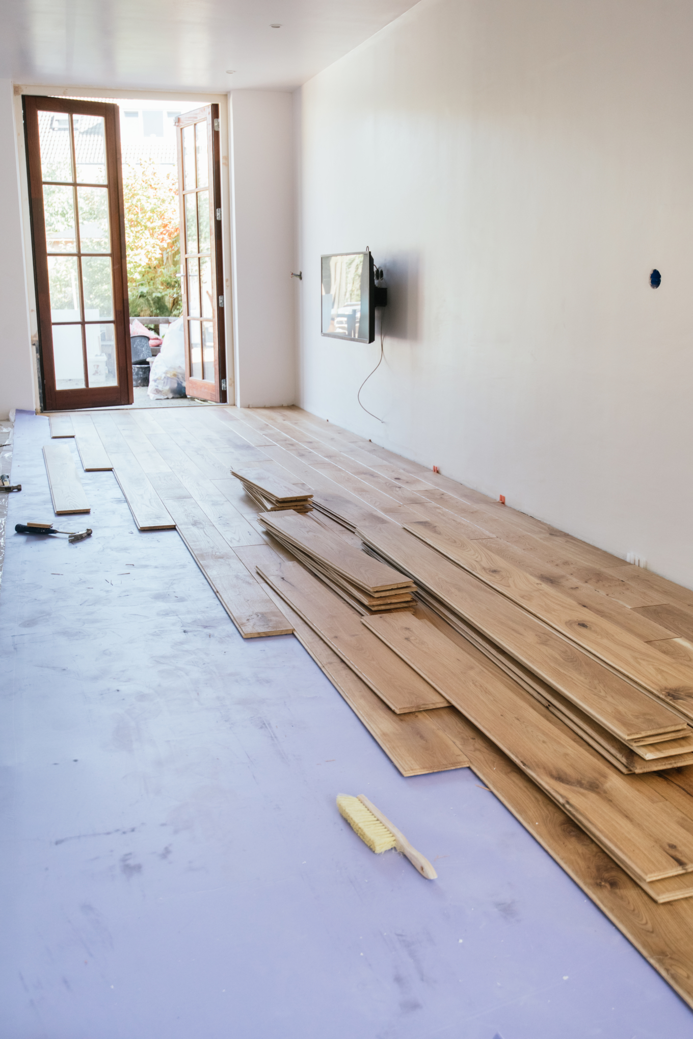 hoe houten vloer leggen-1-9