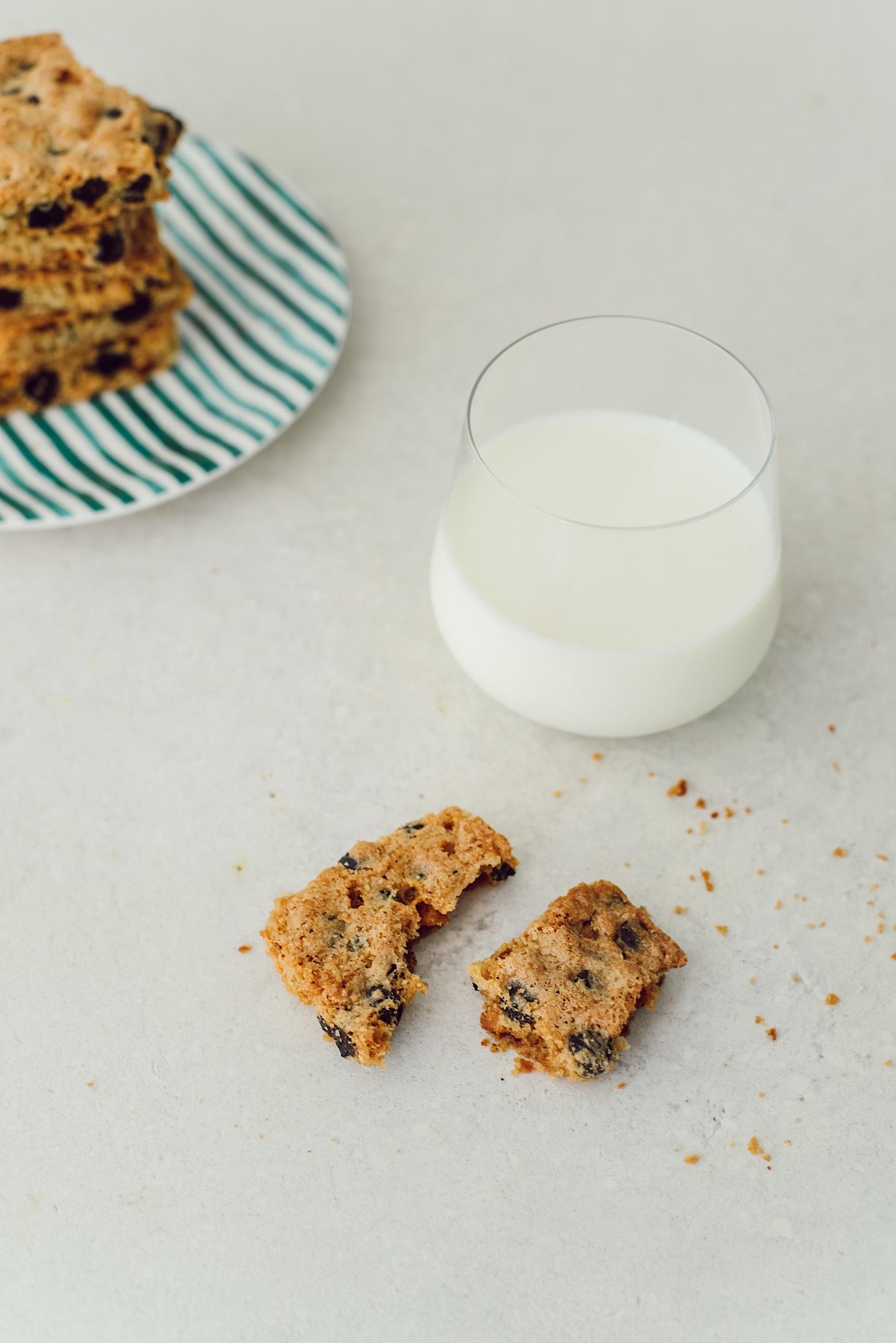 echte Amerikaanse chocolate chip cookies 3