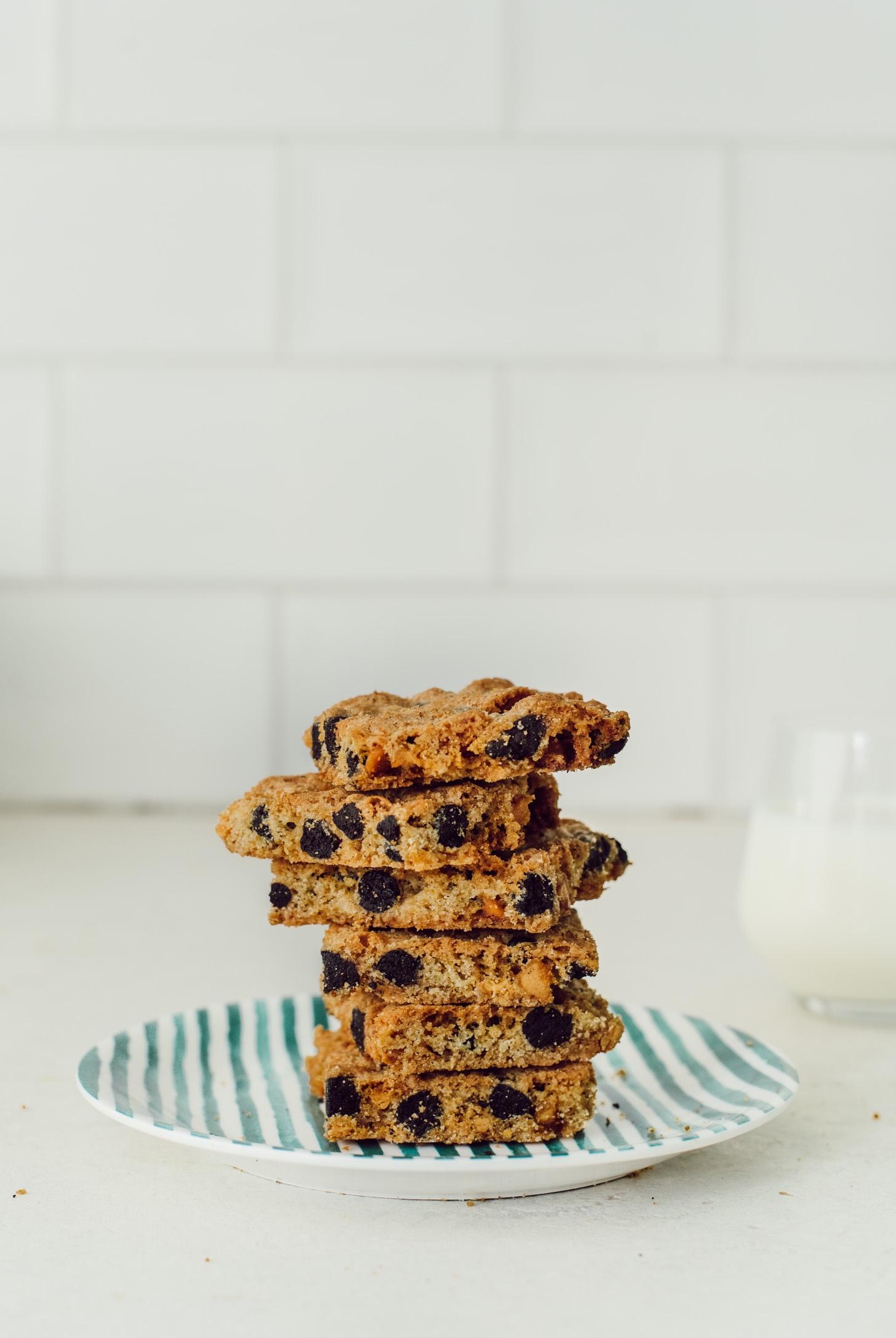 echte Amerikaanse chocolate chip cookies recept
