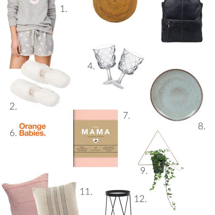 Hoe moet je de mama's verwennen op Moederdag?