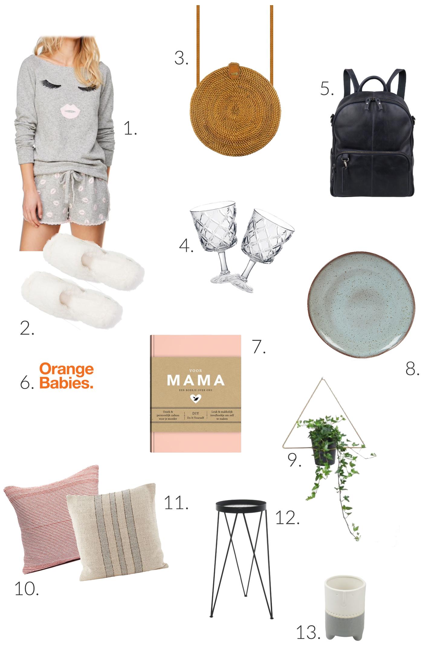 moederdag cadeaus tips