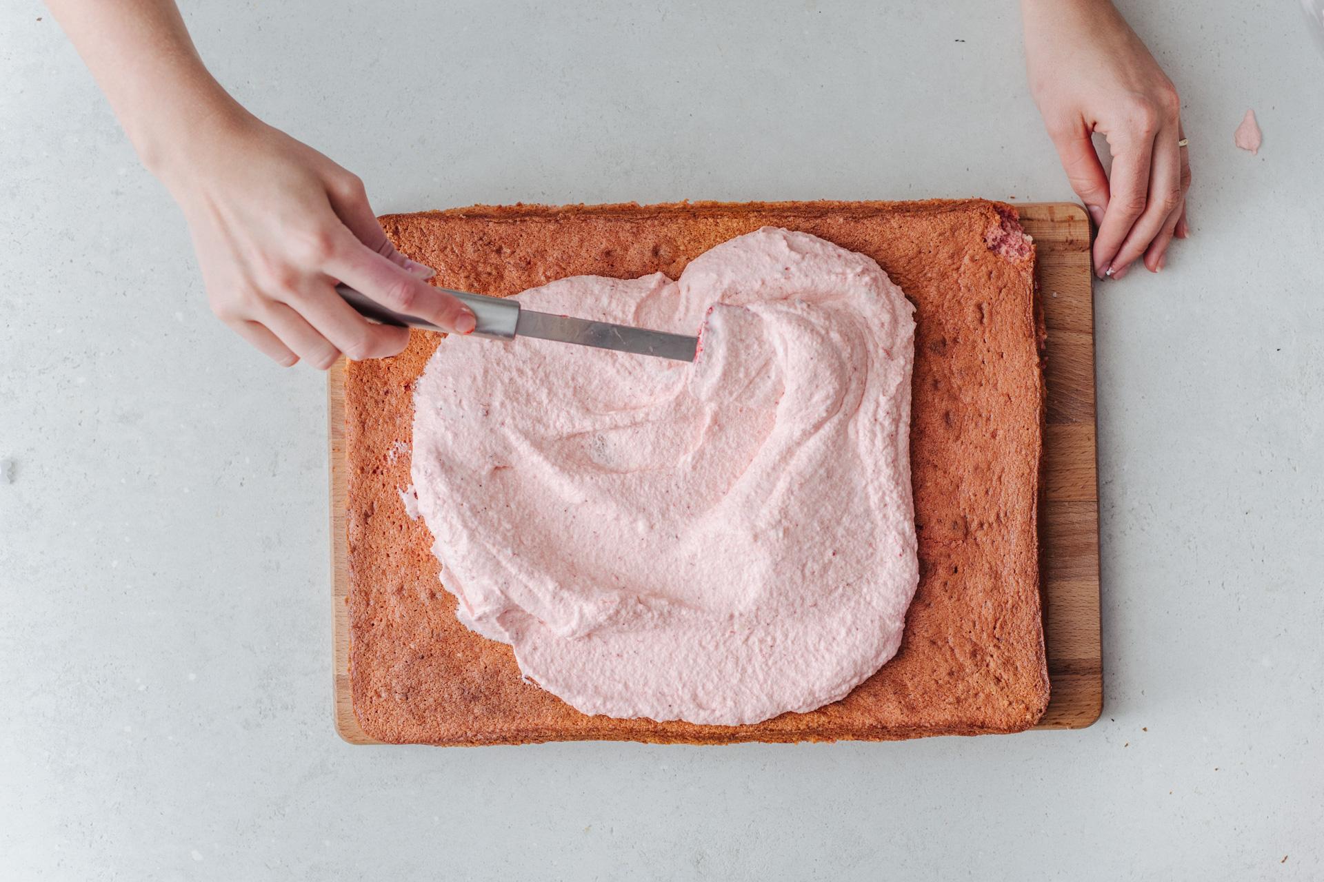 moederdag taart recept