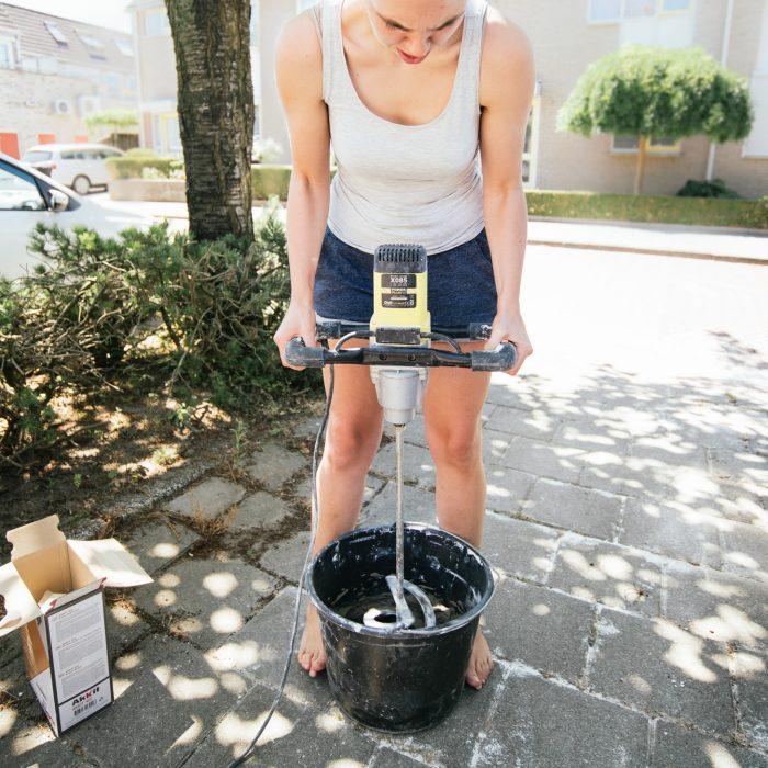 NIEUW project: het toilet verbouwen!