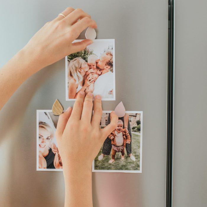 DIY koelkast magneten