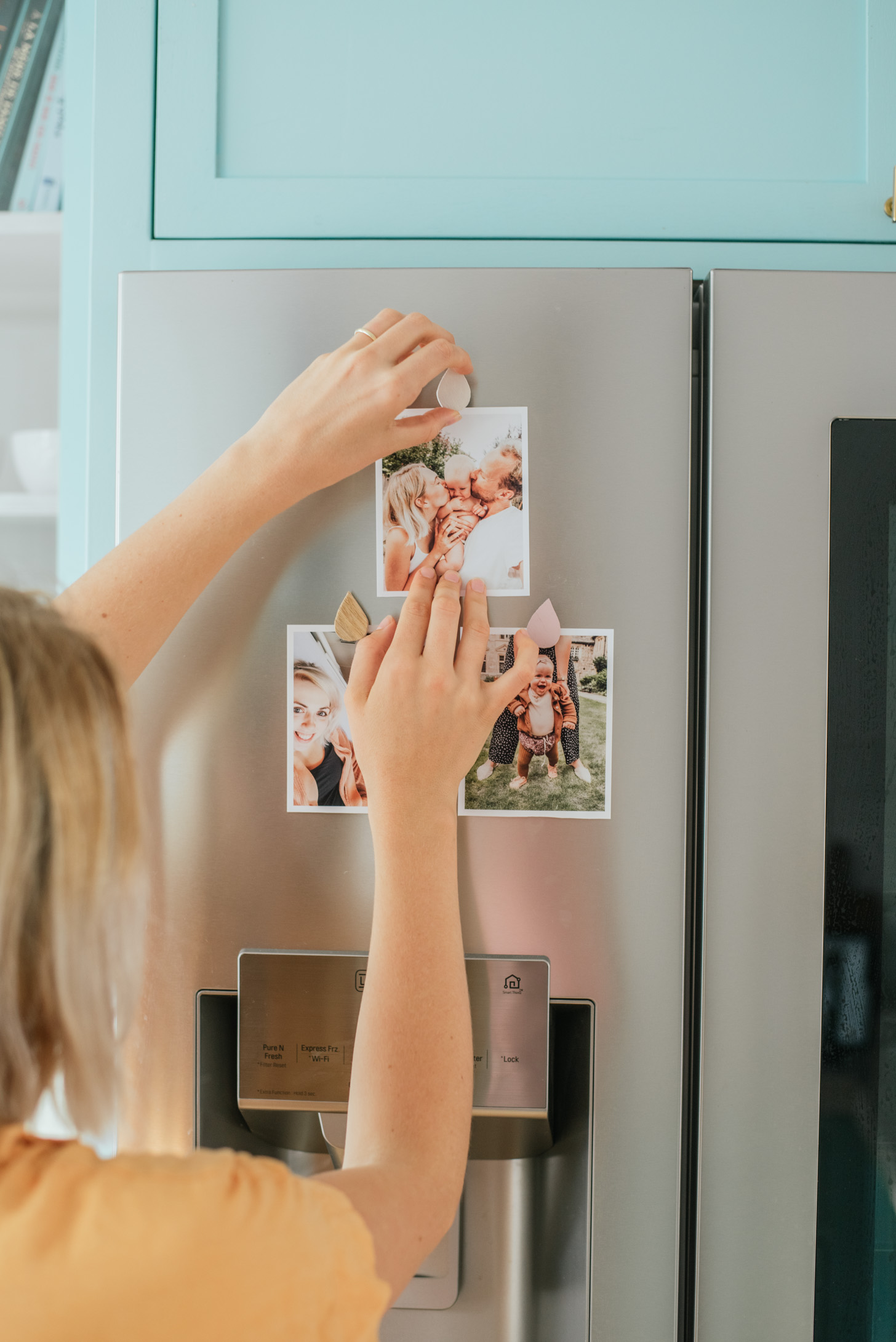 Hedendaags DIY koelkast magneten | A Cup of Life GW-39