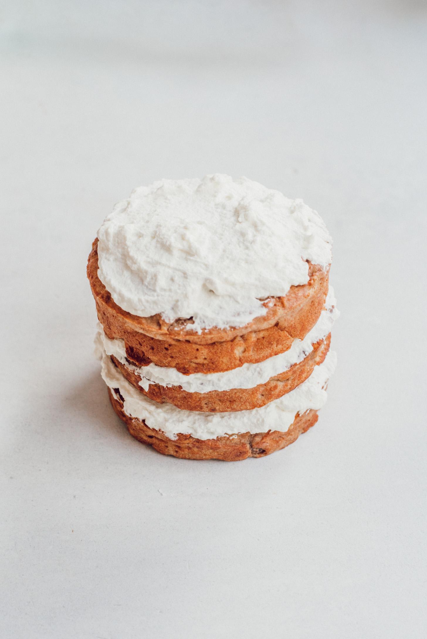 verjaardagstaart zonder suikers
