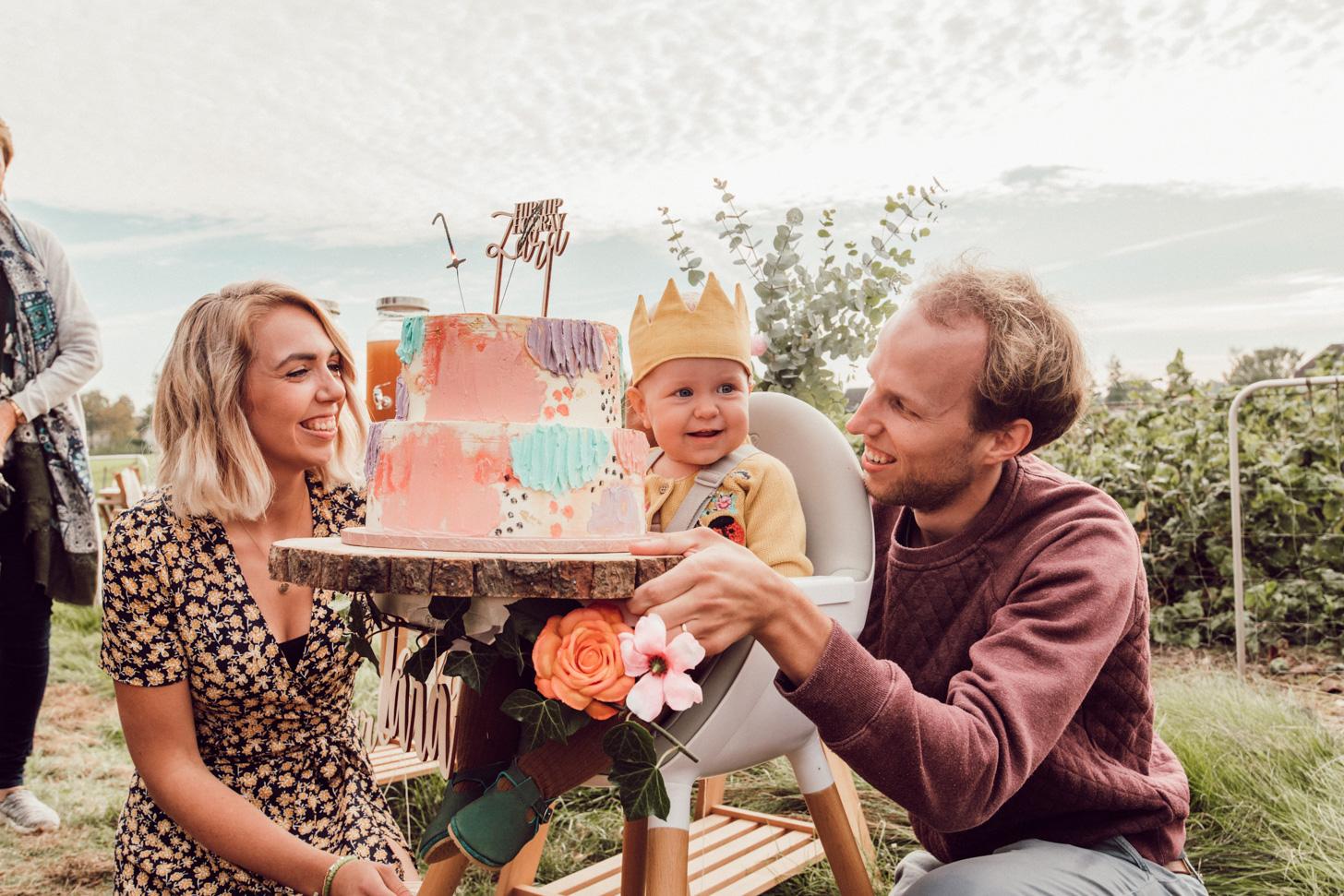 eerste verjaardag tips, eerste verjaardag organiseren